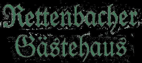 Ferienwohnungen Rettenbach Logo
